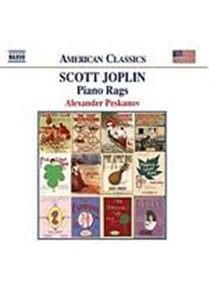 Scott Joplin - Piano Rags (Peskanov) (Music CD)