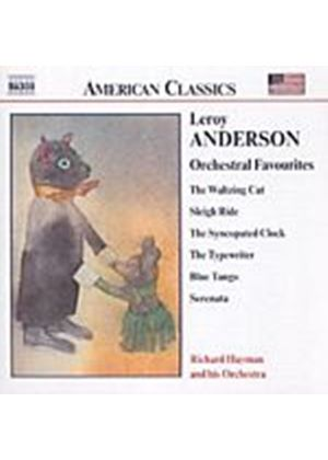 Leroy Anderson - Orchestral Evergreens (Richard Hayman And His Orchestra) (Music CD)