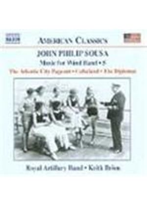 Royal Artillery Band - Music For Wind Band Vol.5