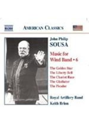 Sousa: Music for Wind Band, Vol 6