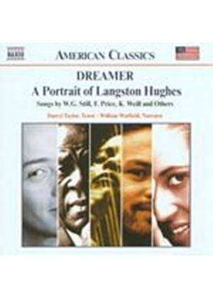 Various Composers - Dreamer: A Portrait Of Langston Hughes (Taylor, Warfield) (Music CD)