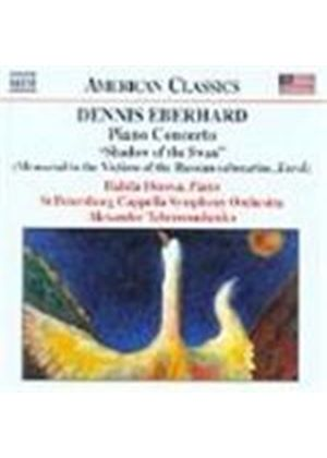 Eberhard: Piano Concerto, 'Shadow of the Swan'; Prometheus Wept