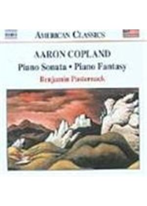 Copland: Piano Fantasy; Piano Sonata; Piano Variations