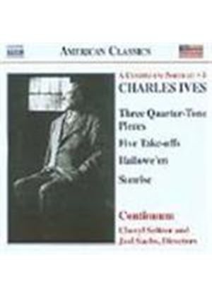 Ives: Chamber and Vocal Works