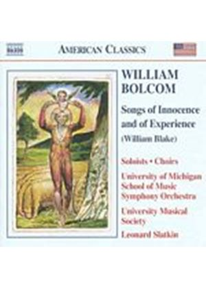 William Bolcom - Songs Of Innocence And Of Experience (Slatkin) (Music CD)
