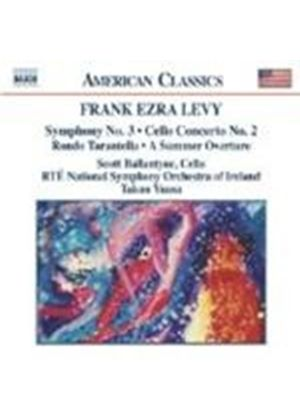 Levy: Orchestral Works