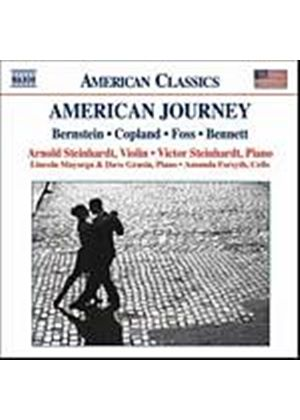 Various Composers - An American Journey (Steinhardt, Steinhardt, Forsyth) (Music CD)