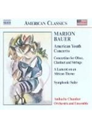 Bauer: American Youth Concerto