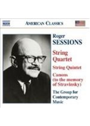 Sessions: String Quartet; String Quintet