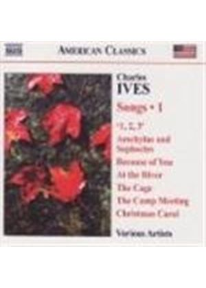 Ives: Complete Songs, Vol 1