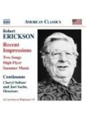 Erickson: Orchestral and Vocal Music
