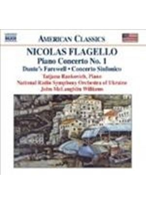 Flagello: Piano Concerto No 1