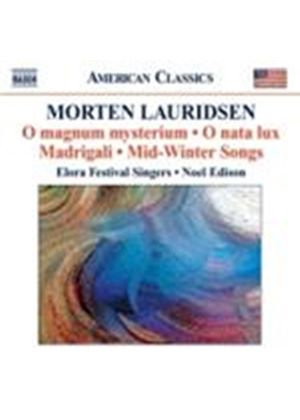 Lauridsen: Choral Works (Music CD)