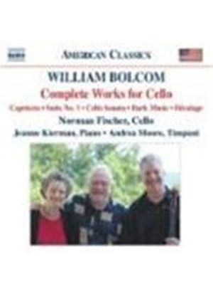 Bolcom: (Complete) Works for Cello