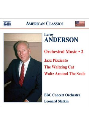 Anderson: Orchestral Works, Vol 2