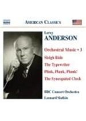 Anderson: Orchestral Works, Vol 3