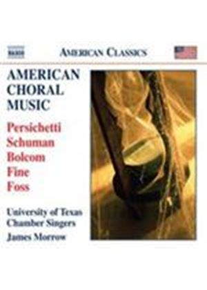 American Choral Works (Music CD)