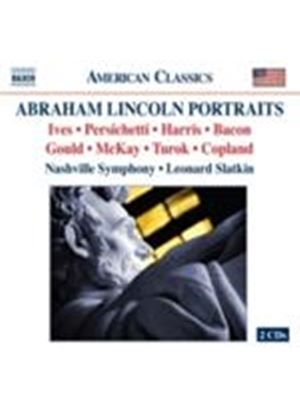 Abraham Lincoln Portraits (Music CD)