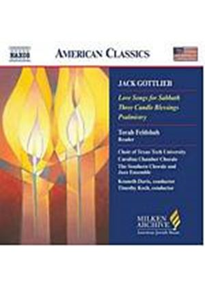 Jack Gottlieb - Love Songs For Sabbath (Southern Chorale And Jazz Ensemble) (Music CD)