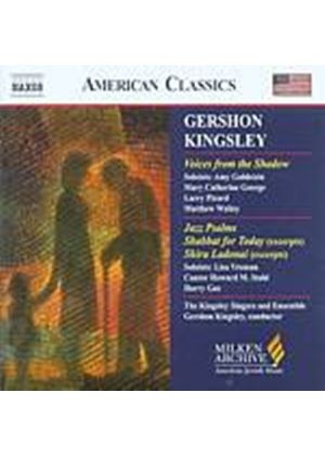 Gershon Kingsley - Voices From The Shadow (Kingsley Singers) (Music CD)