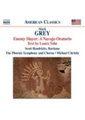 Grey, M: Enemy Slayer (Music CD)