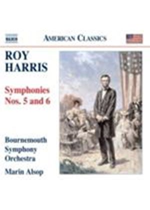 Harris: Symphonies No.5 & 6 (Music CD)