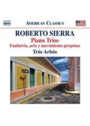Sierra: Piano Trios (Music CD)