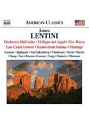 Lentini: Chamber Works (Music CD)