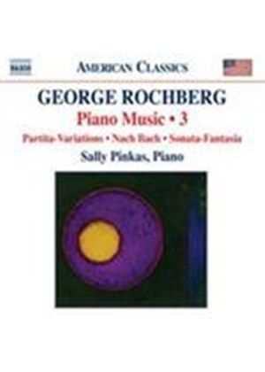 Rochberg: Piano Works Vol 3 (Music CD)