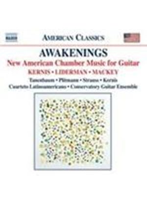 New American Chamber Works (Music CD)