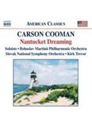 Cooman: Nantucket Dreaming (Music CD)