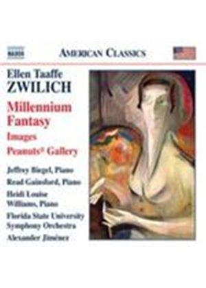 Zwilich: Millennium Fantasy (Music CD)