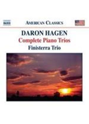 Hagen: Piano Trios Nos 1-4 (Music CD)