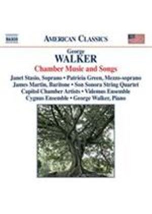 Walker: Chamber Works and Songs (Music CD)