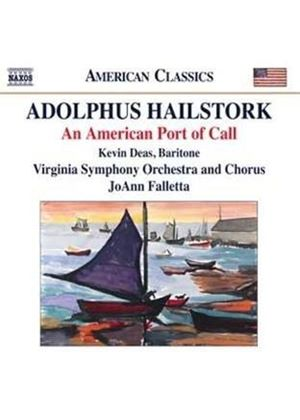 Adolphus Hailstork: An American Port of Call (Music CD)