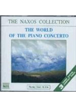 VARIOUS COMPOSERS - The World Of Piano Concertos