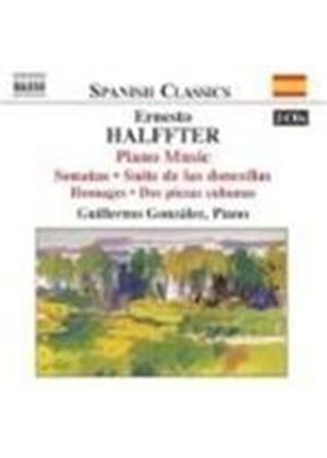 Halffter, E: Piano Music