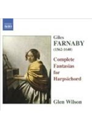 Farnaby: (Complete) Fantasies for Harpsichord