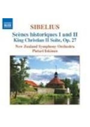 Jean Sibelius - Scenes Historiques I And II (Inkinen, New Zealand SO) (Music CD)