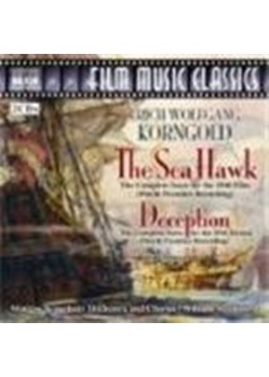 Erich Wolfgang Korngold - The Sea Hawk (Complete), Deception (Stromberg, Moscow SO) (Music CD)