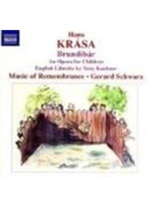 Hans Krasa - Brundibar - An Opera For Children (Schwarz) (Music CD)