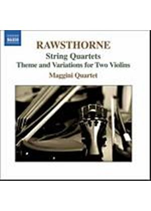 Alan Rawsthorne - String Quartets (Maggini Quartet) (Music CD)
