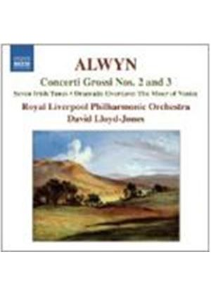 Alwyn: Concerti Grossi Nos. 2 and 3 (Music CD)
