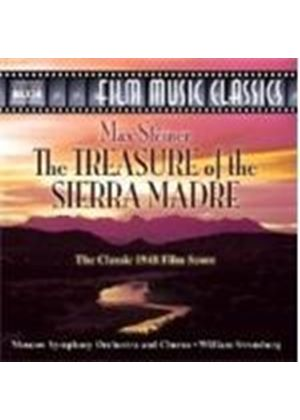 Max Steiner - TREASURE OF THE SIERRA MADRE