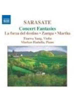 Sarasate: Music for Violin and Piano, Vol 2