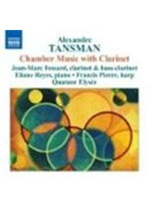 Tansman: Chamber Music with Clarinet
