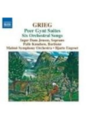 Grieg: Orchestral Music, Vol 4