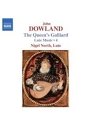 Dowland: Lute Works, Vol 4 (Music CD)