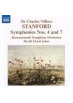 Sir Charles Villiers Stanford - Symphonies Nos. 4 And 7 (Lloyd-Jones, Bournemouth So) (Music CD)