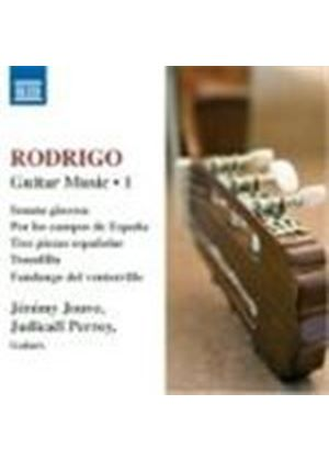 Joaquin Rodrigo - Guitar Music Vol. 1 (Perroy, Jouve) (Music CD)